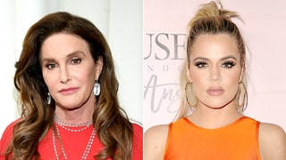 Caitlyn Jenner Wasn't at Khloe Kardashian's Party Because They 'Aren't Currently Speaking'
