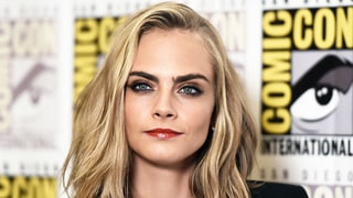 Cara Delevingne Just Chopped Her Blonde Hair: See the Before, After Pics