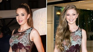 Carly Steel Wears Same Floral Dress as Diana Hopper: Photos