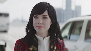You Must Watch Carly Rae Jepsen's Japanese Commercial for Moist Diane Brand Shampoo