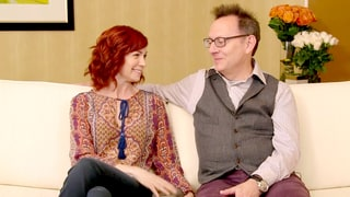 Carrie Preston and Michael Emerson's Dog 'May Not Think He's a Dog'