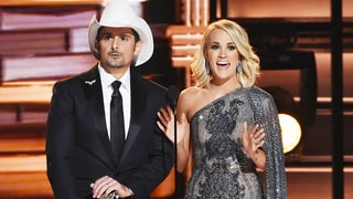Carrie Underwood, Brad Paisley Mock Hillary Clinton, Donald Trump in CMA Awards Opener