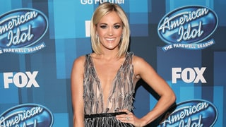 Carrie Underwood Stuns in Back-to-Back Sheer Gowns for 'American Idol' Finale