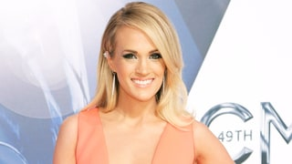 Carrie Underwood Uses Baby Son Isaiah as a Set of Free Weights