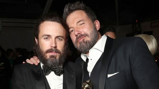 Ben Affleck Is Totally Aware Brother Casey Didn't Thank Him in Golden Globes Speech: I Was 'a Little Taken Aback'