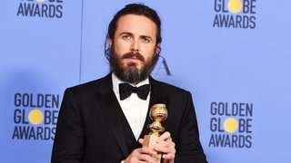 Casey Affleck Thanks Estranged Wife, Summer Phoenix, at Golden Globes 2017: 'I Love You'