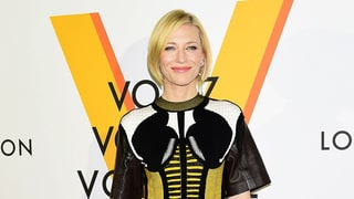 Cate Blanchett Works Her Curves in Faux Bustier Dress: Love It or Hate It?