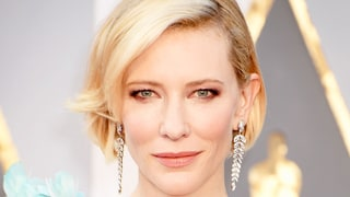 Cate Blanchett Chops Six Inches Off Her Hair, Debuts Crop at Oscars 2016