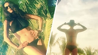 Catherine Zeta-Jones Posts Sexy Bikini Pictures From Her Mexican Vacation Because She's 'Pissed' With Paparazzi