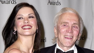Catherine Zeta-Jones Posts Sweet Video Wishing Kirk Douglas Happy 100th Birthday