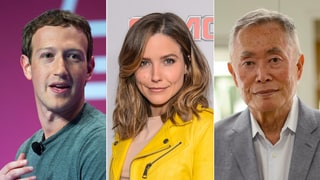 Mark Zuckerberg, Sophia Bush, George Takei and Other Celebs Denounce Donald Trump's 'Shameful' Muslim Ban