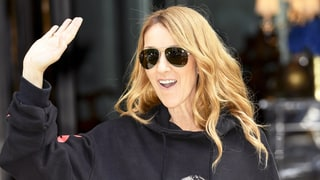 Celine Dion's Oversize 'Titanic' Sweatshirt Will Make You Smile