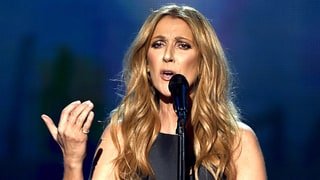 Celine Dion Sings Touching Tribute to Paris Attack Victims at AMAs 2015: Watch the Emotional Moment
