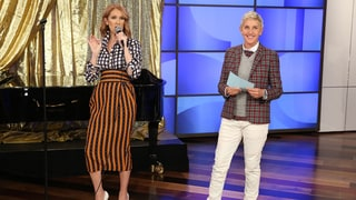 Celine Dion Covers Britney Spears, Nelly for Ellen DeGeneres: Watch!