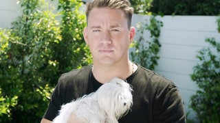 Channing Tatum Announces 'Magic Mike Live' Las Vegas Show — With Help From Super Sexy Men and Cute Puppies!