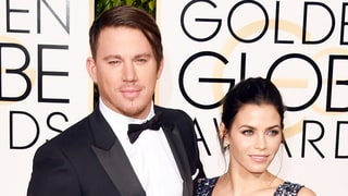 Channing Tatum's Golden Globes 2016 Hair Looks Like Charlie's Angel's Thin Man — Twitter Reactions