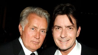 Charlie Sheen's Father Martin Sheen Reacts to HIV Announcement: