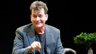 Charlie Sheen Feels 'Younger' and 'Smarter' After HIV-Positive Reveal