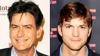 Charlie Sheen Regrets Being 'Stupidly Mean' to His 'Two and a Half Men' Replacement Ashton Kutcher