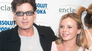 "Bree Olson Is Livid With Charlie Sheen, Says He's ""a Monster"": Watch"