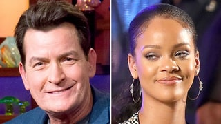 Charlie Sheen Wants to Buy Rihanna a Drink After Calling Her a 'Bitch'