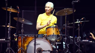 Rolling Stones Drummer Charlie Watts Plots New Big Band Record