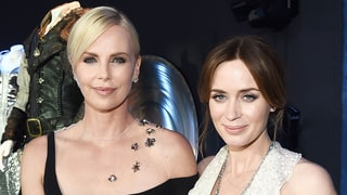 Charlize Theron's Son Jackson, 4, Has a Crush on Emily Blunt: 'He Thinks She's the Prettiest'