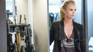 Charlize Theron Is a Sexy Badass as Cipher in 'Fast 8': See the First Photo