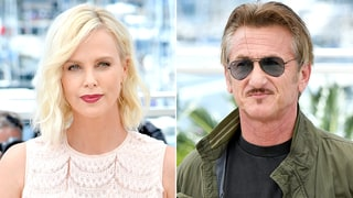 Charlize Theron, Ex-Boyfriend Sean Penn Reunite at Cannes, Pose in Awkward Group Photo a Year After Split