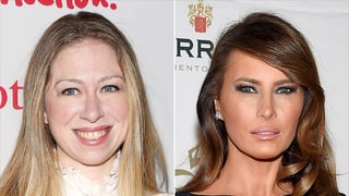Chelsea Clinton Calls Melania Trump's Vow to Fight Cyberbullying 'a Little Ironic'
