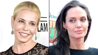 Chelsea Handler Rips Angelina Jolie Again, Jokes About Brad Pitt's 'Emancipation'