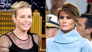 Chelsea Handler Says Melania Trump 'Can Barely Speak English'