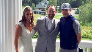 Justin Timberlake Crashed a New Hampshire Wedding: See the Photo!