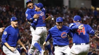 Amy Schumer, Michelle Obama, More Celebs Share Their Excitement Over Chicago Cubs' World Series Win
