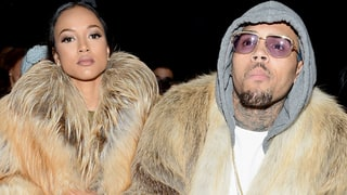 Chris Brown and Ex-Girlfriend Karrueche Tran Slam Each Other in Instagram Feud