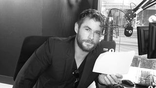 You've Gotta Watch Chris Hemsworth Read Lyrics to Rihanna's 'Work'