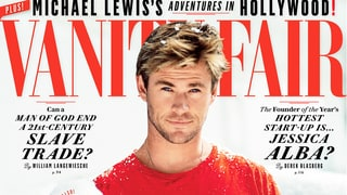"Chris Hemsworth Feared Becoming a ""Complete Narcissist"" in Hollywood: See His Sexy Vanity Fair Cover"