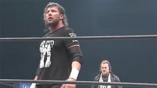 Chris Jericho Sends Message to Kenny Omega in Surprise Appearance