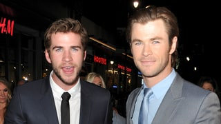 Chris and Liam Hemsworth Tease Each Other on Instagram — See Their Altered Magazine Covers