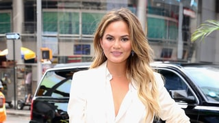 Chrissy Teigen Shares Adorable Video of 'Beautiful Love' Luna Waving 'Hi'