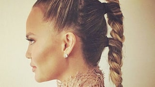 This Rock 'n Roll Ponytail Will Up Your Holiday Party Hair Game