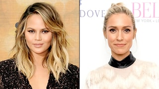 Chrissy Teigen Defends Kristin Cavallari Against Mom Shamers: 'No Parent Out There Thinks They're Perfect'