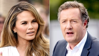 Chrissy Teigen Just Destroyed Piers Morgan in Defense of Jennifer Aniston