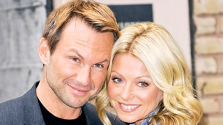 Christian Slater Is Gunning for the 'Live With Kelly' Cohost Gig