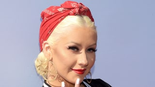 Christina Aguilera Honors Her Daughter at Work, Wears Summer Rain Earrings: See the Sweet Accessories