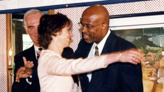 Christopher Darden Confirms Marcia Clark Relationship: 'We Were More Than Friends'