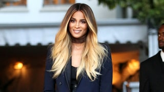 Pregnant Ciara Proves That Her Maternity Style Will Dominate at First Post-Reveal Event