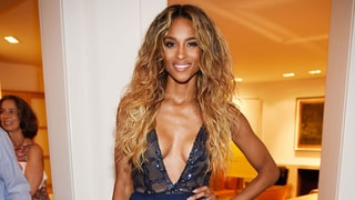 Ciara Wears Barely There Ensemble for Performance in the Hamptons