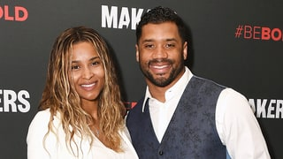 Pregnant Ciara Hits the Red Carpet Without Makeup and Wet Hair