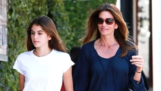 Cindy Crawford and Kaia Gerber Continue to Be the Prettiest Mother-Daughter Duo